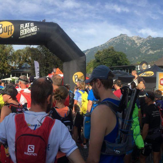 TransAlpine Run 2016 - Stage 1
